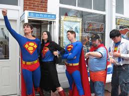 """Superman Day And """"Drawing Funny"""" Promo Spot"""